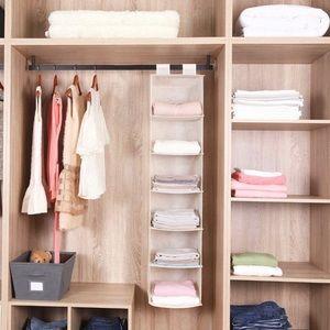 Hanging Closet Organizer | Space Saver | Storage